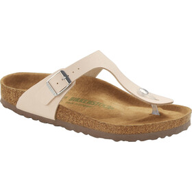 Birkenstock Gizeh Sandals Birko-Flor Earthy Vegan Regular Women, light rose